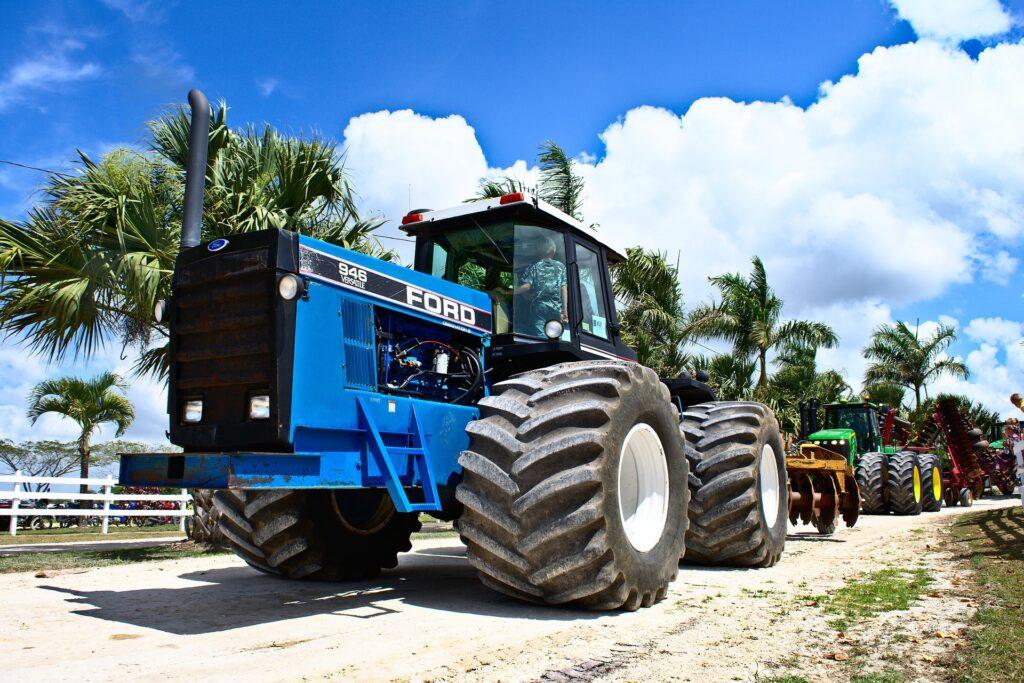 trekkers en tractor banden