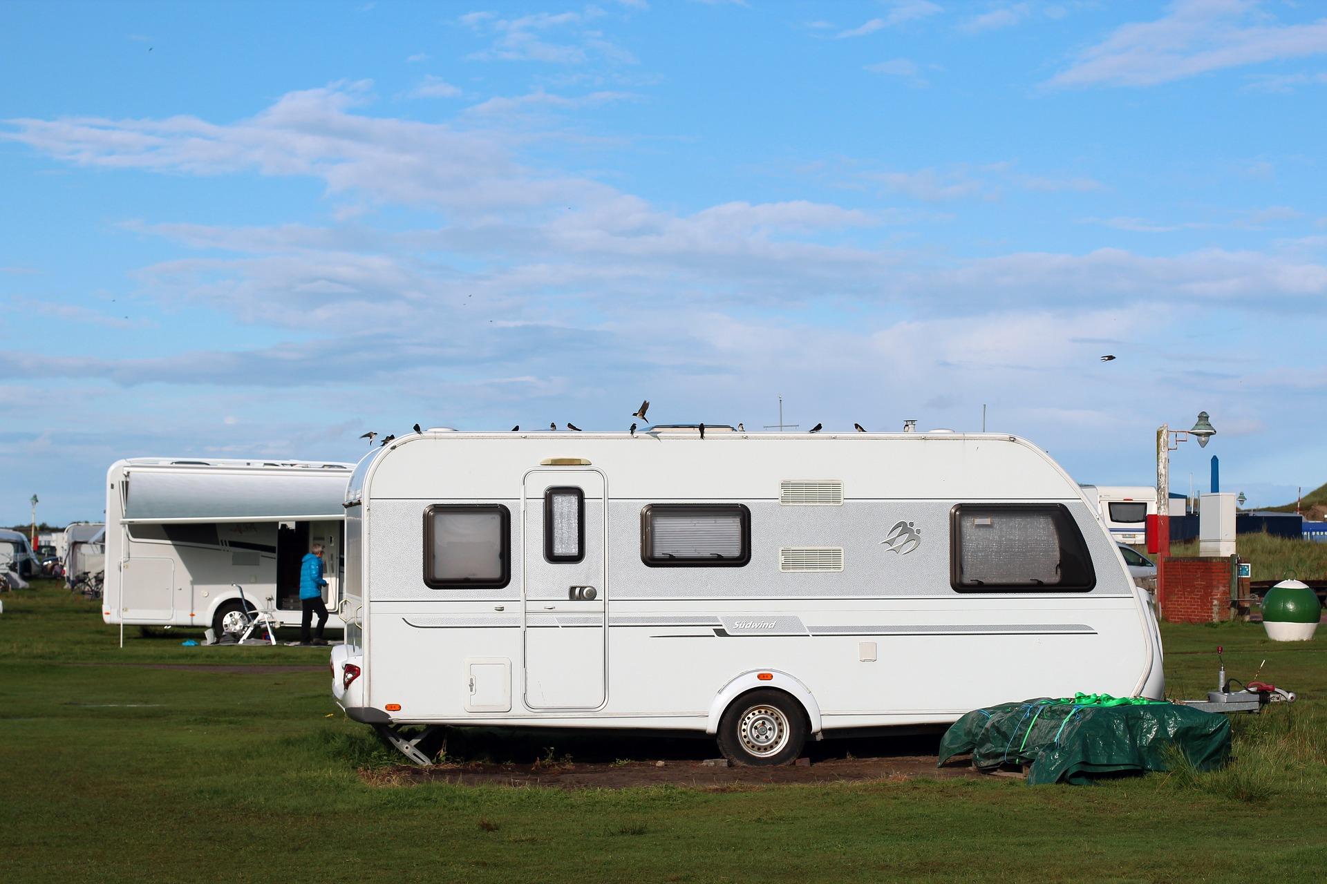 Onderhoud en reparatie van je caravanband