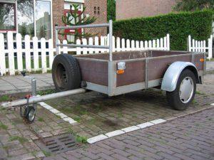 Bandenonderhoud voor aanhangwagens