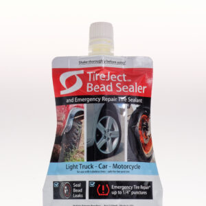 TireJect Automotive 1X 4Oz/118ML navul verpakking